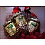 Gourmet Salsa and Relish Gift Basket - 3pk